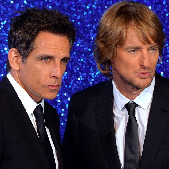Celebrities at the Zoolander 2 UK Premiere