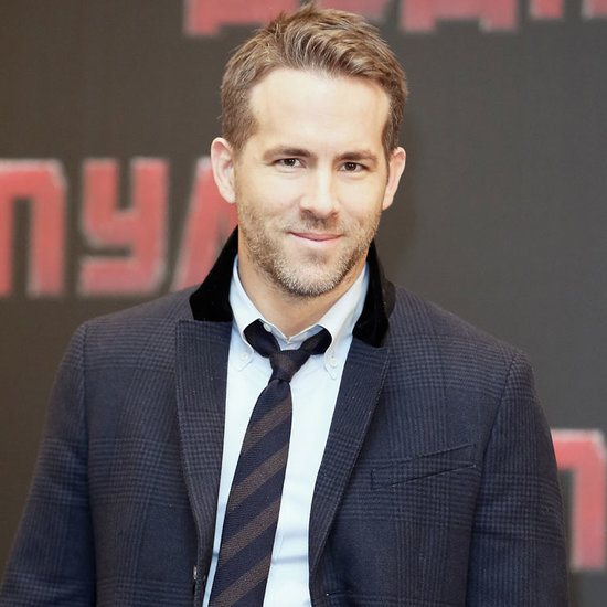 Ryan Reynolds Reveals Inspiration For Daughter's Name