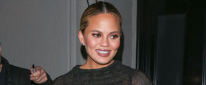 Chrissy Teigen Shows Off a Mile-Wide Smile and Growing Baby Bump During Date Night With John Legend