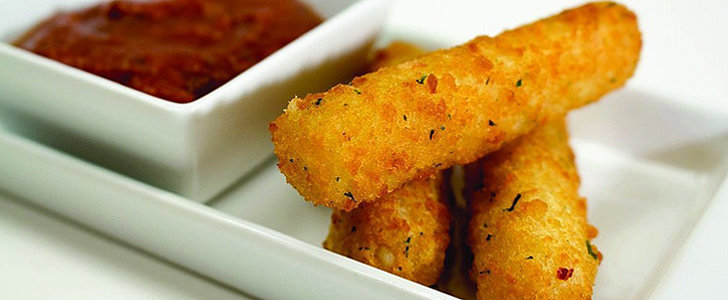 Are the McDonald's Mozzarella Sticks Really Just a Major Letdown?