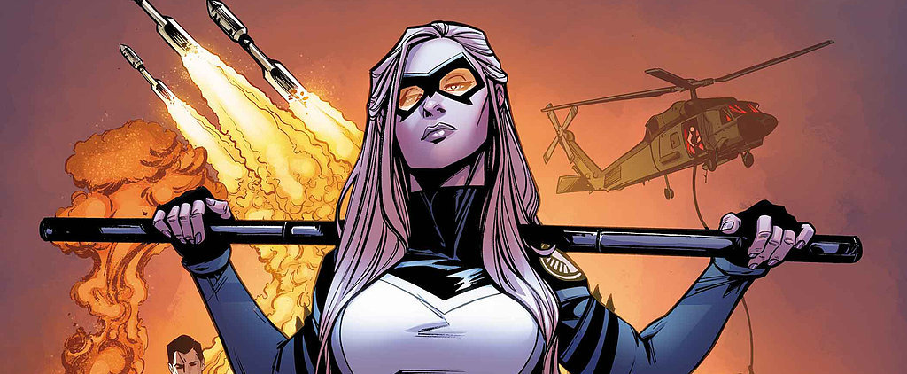 Get an Exclusive Look at Marvel's Newest Comic Book: Mockingbird