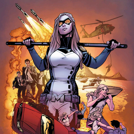 Marvel Mockingbird Comic Book