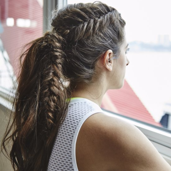 The Simple Ponytail Hack That Will Save Your Hair