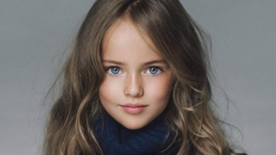 This 10-Year-Old Girl Is Prettier Than All Of Us & Just Landed A Modeling Contract