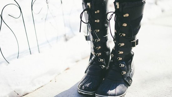 These Are Not Like Regular Snow Boots, These Are Cool Snow Boots