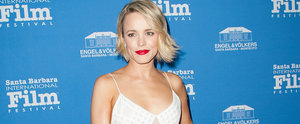 Rachel McAdams Borrowed This Slick Styling Trick From Kim Kardashian