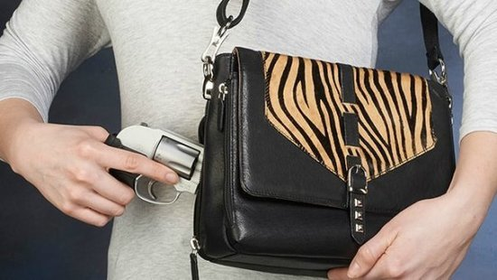 Concealed Gun Purses Are Fashions New Hottest Trend