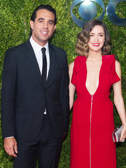 Oops! Bobby Cannavale Might Have Revealed the Sex of His Baby with Rose Byrne