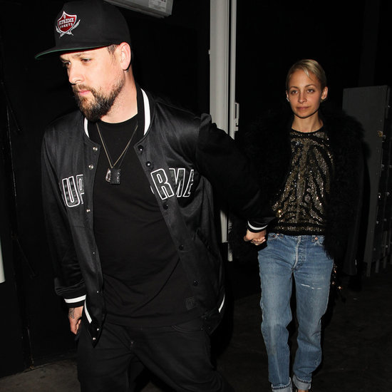 Nicole Richie and Joel Madden Out in LA February 2016