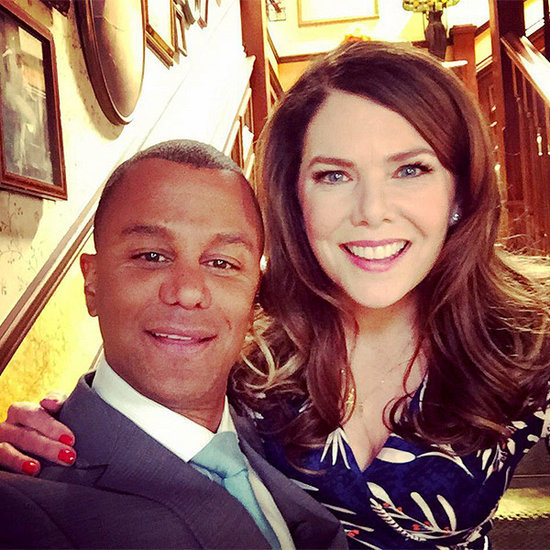 'First Day Back at the Inn': See the First Photo from the Set of the Gilmore Girls Revival
