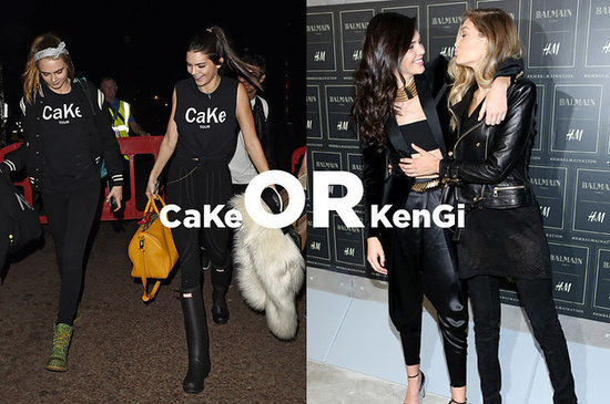 Are You And Your Best Friend More CaKe Or KenGi?