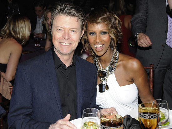 Iman Shares 'Love & Gratitude' in First Social Media Post Since Husband David Bowie's Death