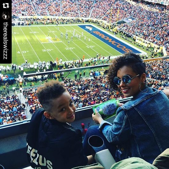 Celebrity Super Bowl Instagram Pictures 2016