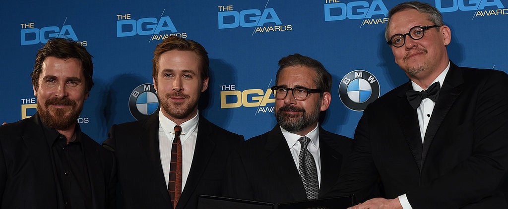 Ryan Gosling Gears Up For the Oscars at the Directors Guild Awards