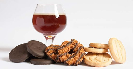 12 Wines That Should Always Be Paired With Girl Scout Cookies