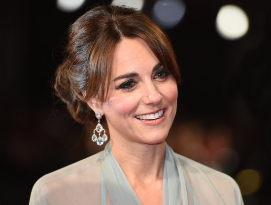 Everyone Is Freaking Out Over Kate Middleton's Eyebrows (PHOTOS)