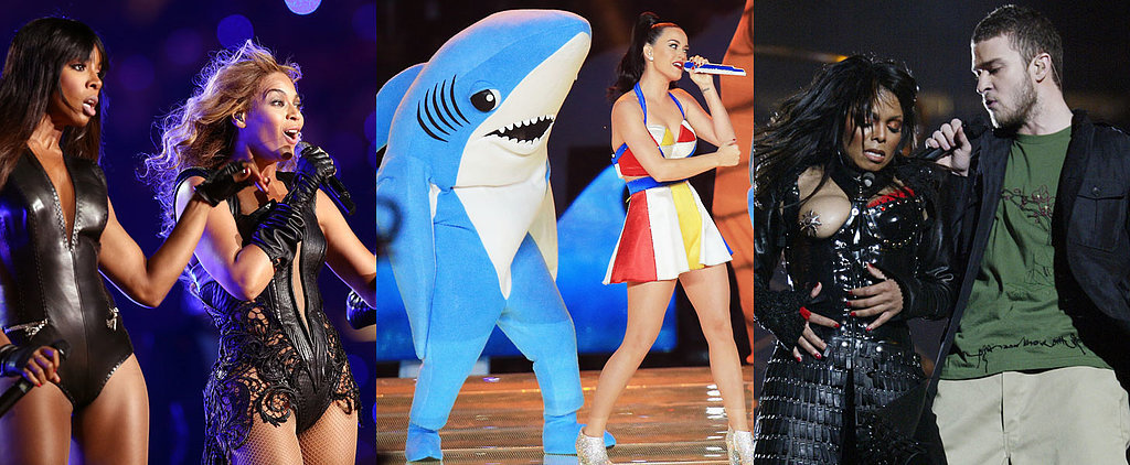 Watch: The 10 Best Super Bowl Half-Time Shows Ever!