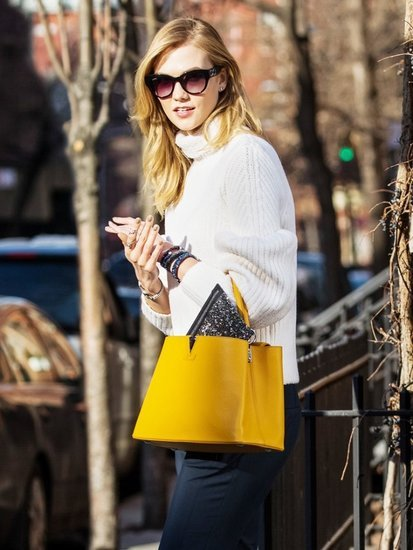 Karlie Kloss Is Making a Serious Case for This Unexpected Styling Trick