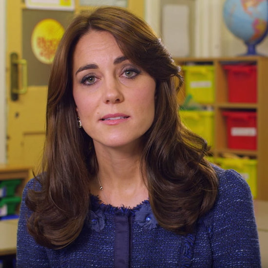 Duchess of Cambridge Children's Mental Health Week Video