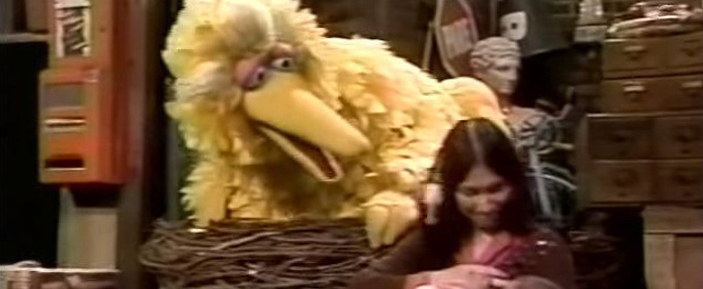 Sesame Street Was Ahead of Its Time When It Came to Public Breastfeeding