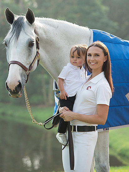 How Georgina Bloomberg Is Saving Puppies All Over the World