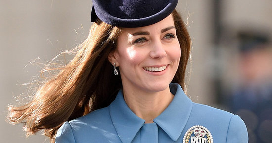 Duchess Of Cambridge Wows In An Oldie But Goodie McQueen Repeat