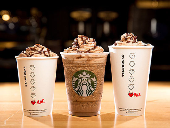 Starbucks Releases 3 'Molten Chocolate' Drinks for Valentine's Day - Only Available This Week!