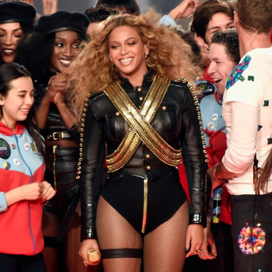 You Probably Missed Beyoncé's Super Bowl Tribute to Michael Jackson