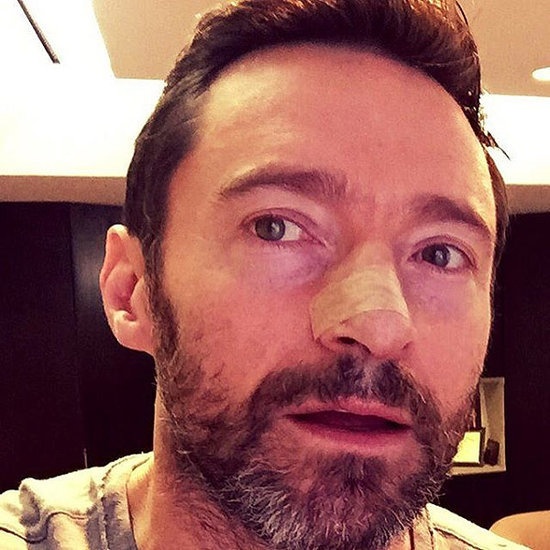 Hugh Jackman Treated for Skin Cancer on His Nose for the Fourth Time