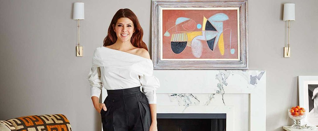 Vintage-Lovers Are Going to Lose Their Minds Over Marisa Tomei's Apartment