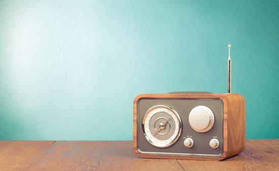 Listen To Radio DJ Broadcast His Baby's Birth