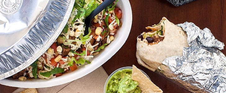 POPSUGAR Shout Out: Chipotle Is Giving Away Free Burritos — Find Out How to Get Yours