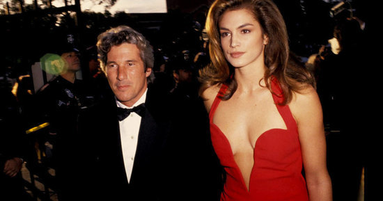 Cindy Crawford: Ex-Husband Richard Gere Is Like 'A Stranger' To Me
