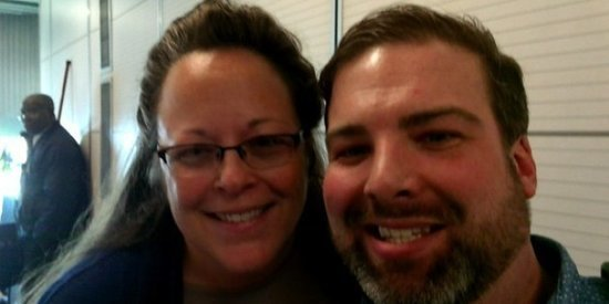 Loving My Enemies: My Run-in With Infamous Anti-LGBT Activist and Fellow Human Kim Davis