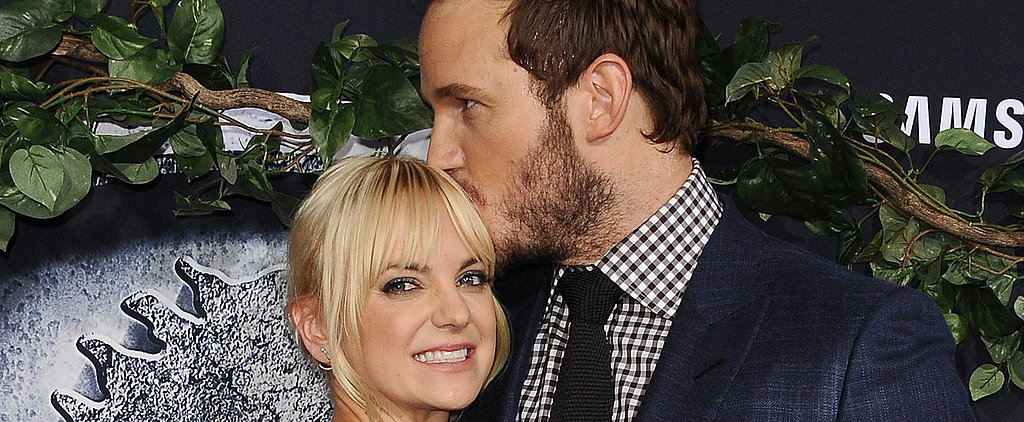 Anna Faris and Chris Pratt's Whirlwind Romance, in Their Own Words