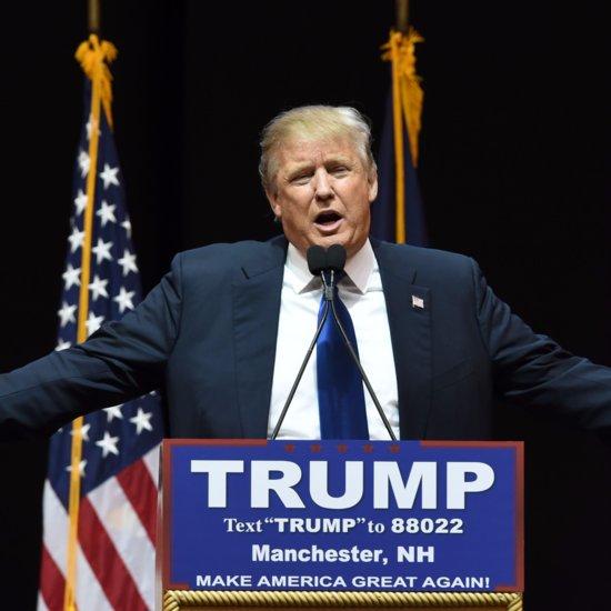 Donald Trump Wins New Hampshire Republican Primary 2016