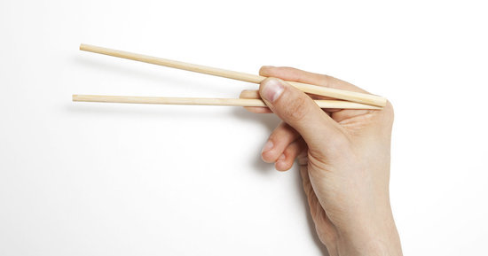 That Mind-Blowing Chopstick Hack Doesn't Really Work