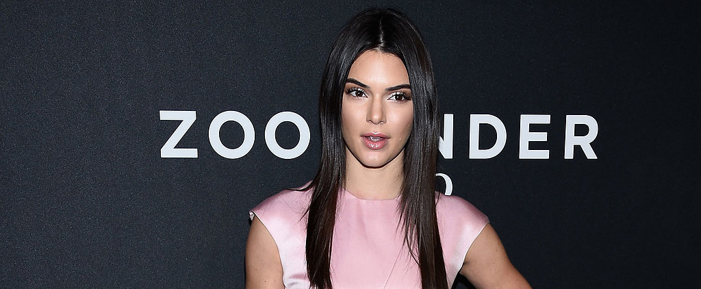 Kendall Jenner's Look Is More Disney Princess Than Kardashian