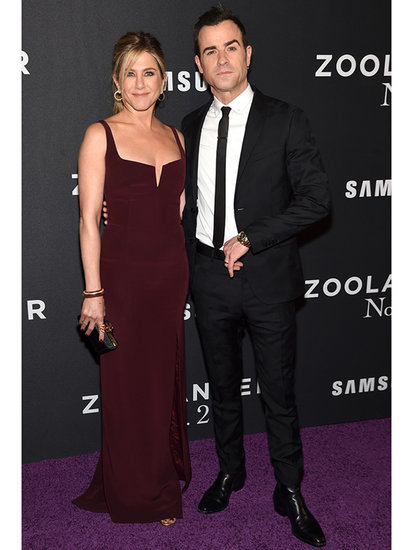 Jennifer Aniston and Justin Theroux Hit the Zoolander 2 NYC Premiere In Style - Plus, Find Out Their Valentine's Day Plans!
