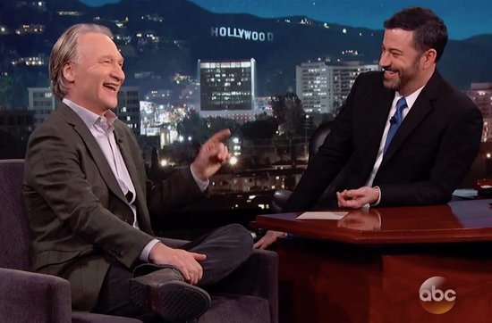 What Bill Maher 'Loves' About Trump