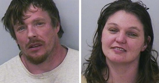 Couple Allegedly Allowed 9-Year-Old To Drive Home Because They Were Too Drunk