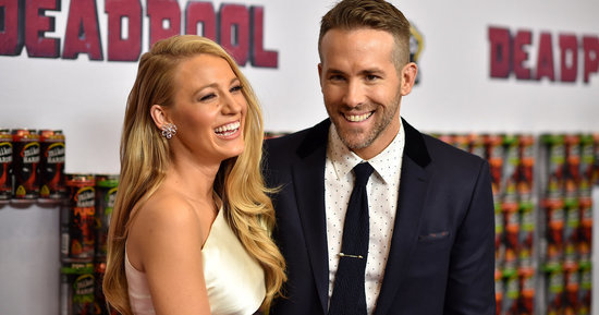 Blake Lively And Ryan Reynolds Look All Sorts Of Adorable On 'Deadpool' Red Carpet