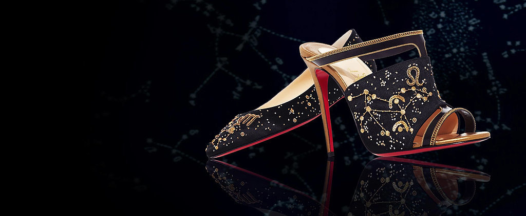 Your Horoscope Says: Buy These Christian Louboutin Zodiac Shoes ASAP