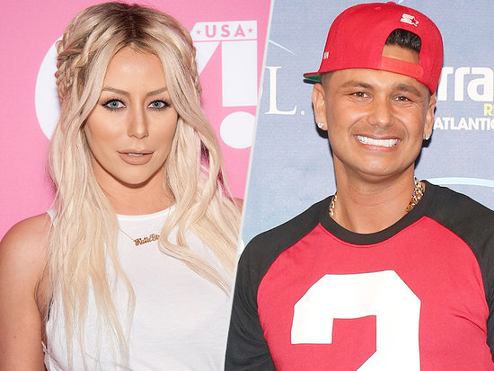 Former Danity Kane Singer Aubrey O'Day Confirms She's Dating Jersey Shore's DJ Pauly D