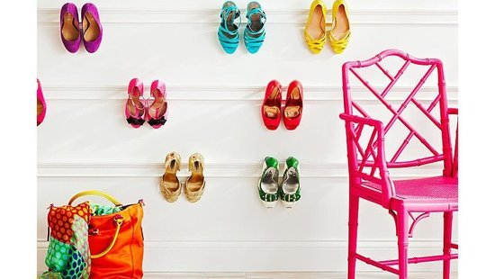 10 Smart (And Creative) Ways To Store Your Shoes Around The House