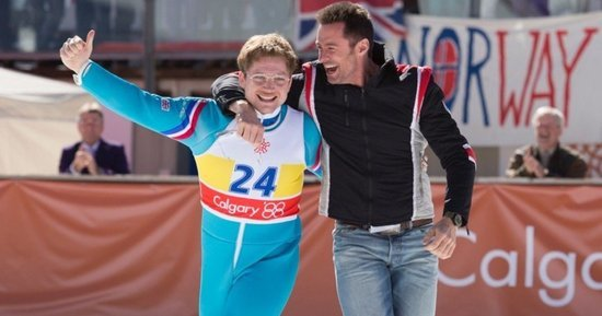 If You Want To Announce Your Olympic Ambitions, Do It 'Eddie The Eagle' Style