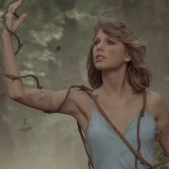 "Taylor Swift ""Out of the Woods"" Making-Of Video"