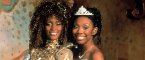 Brandy Reminisces on Working With Her Idol and Mentor, Whitney Houston