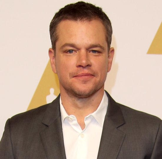 Matt Damon Pokes Fun at Leonardo DiCaprio Over His Revenant Performance