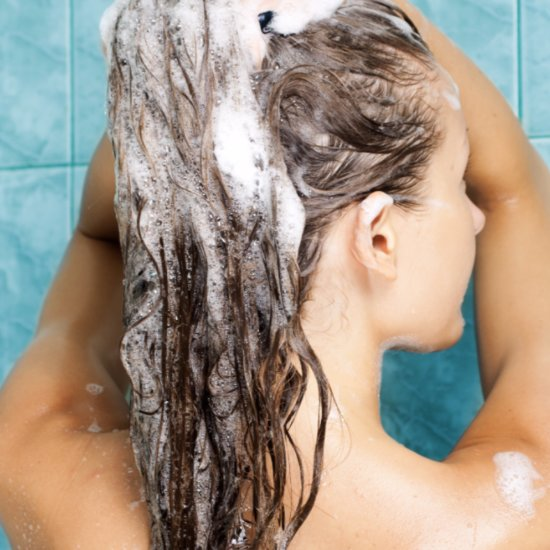 The Way You're Shampooing Is Damaging Your Hair